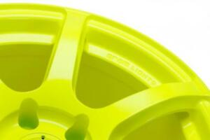 RAYS GramLights 57C6 Luminous Colour Limited Edition **WHEELSCO**