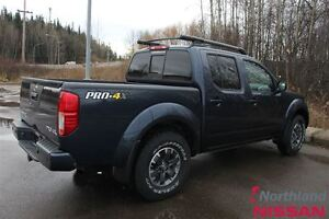 2015 Nissan Frontier PRO4X Leather/ Navigation/ Sunroof/ Box Lin Prince George British Columbia image 12