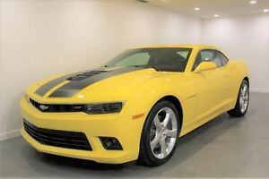 2014 Chevrolet Camaro 2SS V8 Manual Low Kms PST Paid