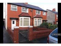 3 bedroom house in Sawley Avenue, Blackpool, FY4 (3 bed)