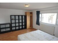 Freshly redecorated split level 2 bedroom apartment on Hackney Road in Bethnal Green, London E2