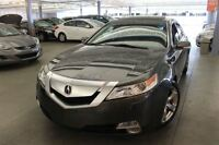 2010 Acura TL TECH 4D Sedan AWD