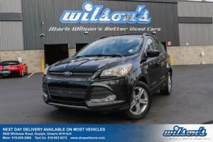 2014 Ford Escape SE 4WD! LEATHER! PANORAMIC SUNROOF! REAR CAMERA