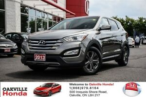 2013 Hyundai Santa Fe 2.4L AWD Luxury 1-Owner|Clean Carproof|Sun