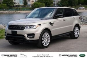 2014 Land Rover Range Rover Sport V8 Supercharged Dynamic (2) *O