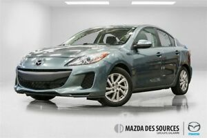 2012 Mazda Mazda3 GX (AUTO)*AC, BT, !MAGS!*