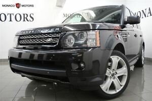 2012 Land Rover Range Rover Sport 4WD SPORT HSE LUXURY LIMITED C
