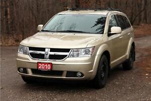 2010 Dodge Journey SXT | 7 Pass + NAVI + DVD + V6