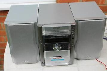 CD-DH950P Home Audio CD Player iPod Dock SHARP