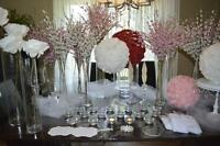 Wedding: decorations and bride items for sale!