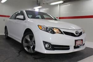 2012 Toyota Camry SE Heated Lthr Nav Sunroof Btooth Cruise Alloy