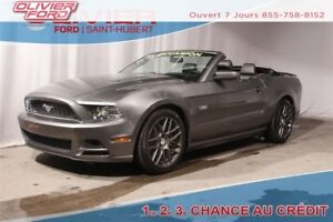 2013 Ford Mustang GT DECAPOTABLE CUIR
