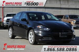 2015 Dodge Dart SXT w/ 4-Wheel Disc Brakes, Keyless Entry & Pwr