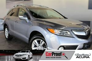 2013 Acura RDX Technology Package AWD Navigation