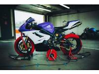 Triumph Daytona 675 Race/Track bike