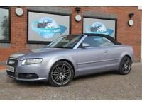 AUDI A4 2.0T FSI S Line Special Edition (silver) 2009