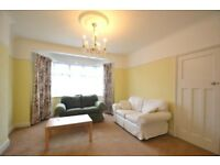 Three bedroom house is located in a quiet residential area in West Acton
