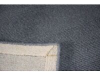 John Lewis House Shear Grey Rug 160 x 230cm RRP £120