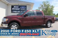 2010 Ford F-150 XLT | 4.6L V8 | 4X2 | Cloth