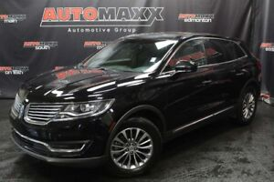 2017 Lincoln MKX AWD w/Leather/Roof/Nav!