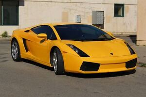 2004 Lamborghini Gallardo E-GEAR**Sold**Sold**