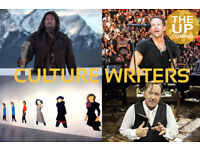 Writer for online magazine: music, cinema, film, literature, art (media - journalism - experience)