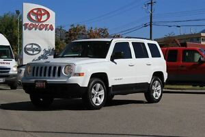 2011 Jeep Patriot North Edition 2.4L 4WD Leather Wrapped Steerin