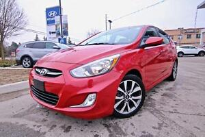 2017 Hyundai Accent SE - Sunroof, Fog Lights, Alloys