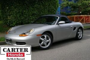 1999 Porsche Boxster LOCAL + LOW KMS + MUST SEE!