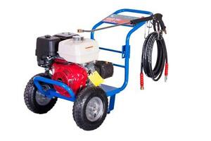 4000 Psi Honda Powered Pressure washer 4.3GPM