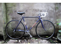 COVENTRY EAGLE, 21.5 inch small size, vintage mens racer racing road bike, 5 speed