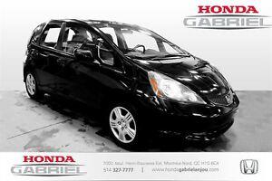 2014 Honda Fit LX BLUETOOTH AT