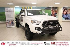2016 Toyota Tacoma SR5 - LIFTED - WHEELS - BUMPERS