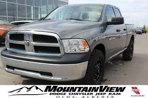 2012 Dodge RAM 1500 ST w/ OFFROAD RIMS & TIRES!