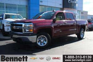 2015 Chevrolet Silverado 1500 LS - 5.3 V8, Bluetooth, Trailierin