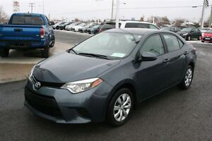 2014 Toyota Corolla LE **WOW SEULEMENT 20 626KM**