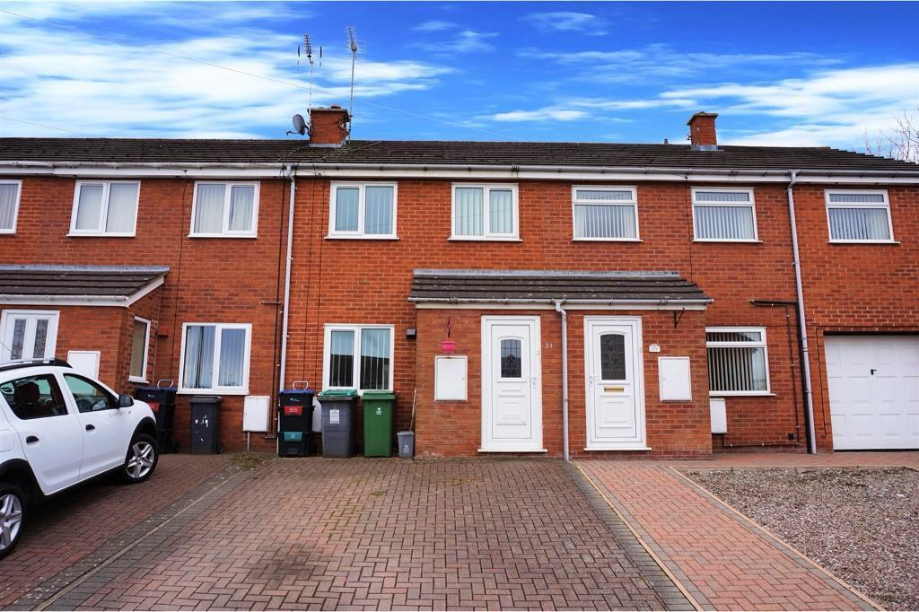 2 bedroom house, quiet location, perfect for first time buyers.