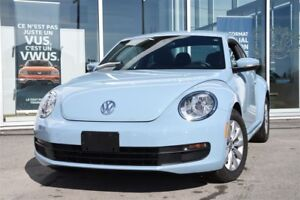 2014 Volkswagen Beetle 2.5L Comfortline A/C CRUISE SIEGES CHUFF