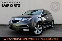 2010 Acura MDX AWD | CERTIFIED | 7 PASSENGER | ONLY 106 KMS