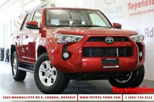 2016 Toyota 4Runner SINGLE OWNER LEATHER & NAVIGATION
