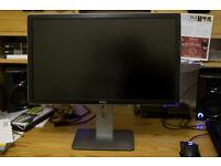 "Dell UP2414Q 24"" IPS 4K Monitor"