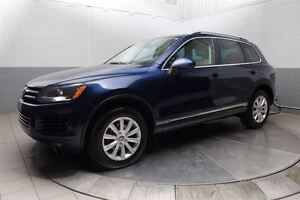 2014 Volkswagen Touareg TDI 4MOTION MAGS TOIT PANO CUIR NAVI