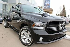 2013 Ram 1500 Sport | 4X4 | Towing PKG | Navigation | Leather