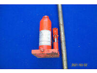 mitsubishi bottle jack genuine part with bar