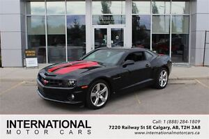 2010 Chevrolet Camaro 2SS! LOW KMS! MINT!