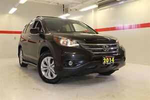 2014 Honda CR-V Touring AWD LEATHER NAVIGATION SUNROOF