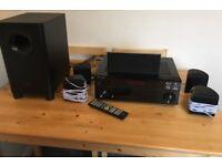 Pioneer VSX-520 5.1 surround sound system