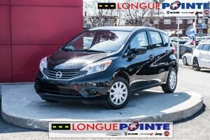 2015 Nissan Versa Note 1.6 V NOTE AIR CLIMATISER GROUPE ELECTRIQ