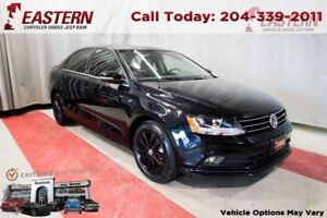 2017 Volkswagen Jetta Wolfsburg Edition ALLOW WHEELS MOONROOF MP