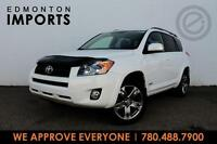 2011 Toyota RAV 4 AWD | LEATHER | CERTIFIED | ONLY 72 KMS
